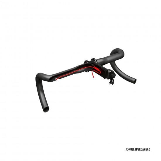 FSA SL-K Compact Carbon kompakt karbon országúti kerékpár kormány