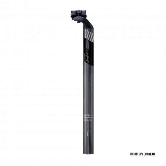 FSA SL-K SBS SB20 20 mm hátranyúlású karbon nyeregcső, nyeregszár