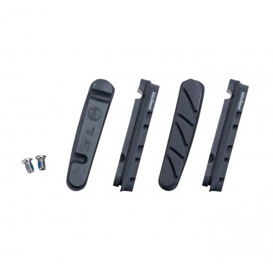 Vision fékbetét garnitúra karbon felni, kerékhez (Shimano)