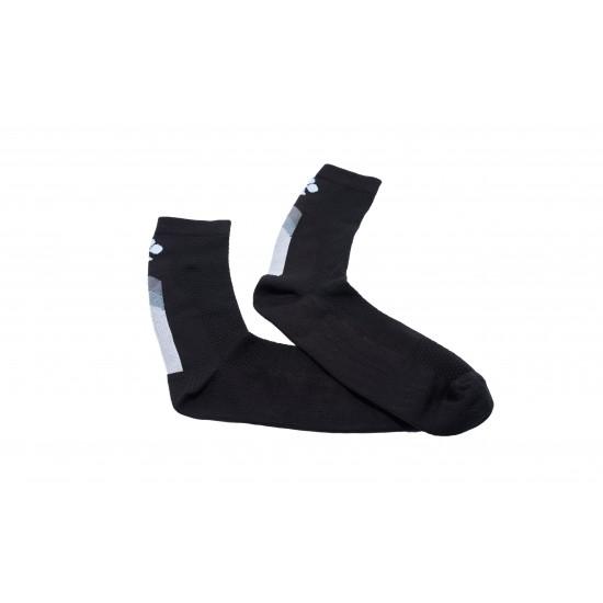 Colnago kerékpáros zokni (fekete)