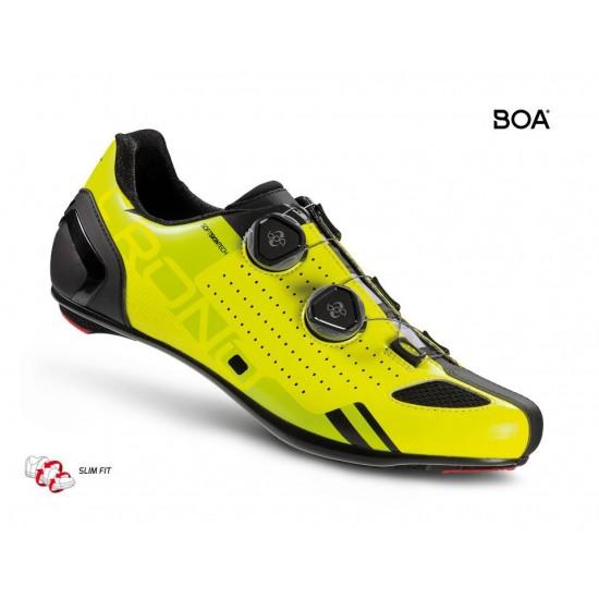 Crono CR2 országúti kerékpáros cipő kompozit vagy karbon talppal