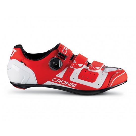 Crono CR3 országúti kerékpáros cipő kompozit vagy karbon talppal