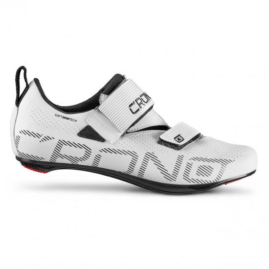 Crono CT1 triatlon kerékpáros cipő kompozit talppal