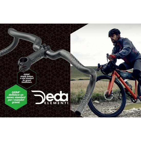DEDA Gera karbon gravel kerékpár kormány
