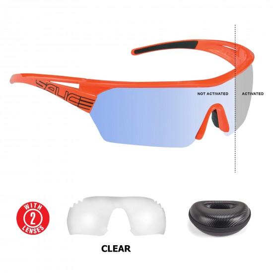 SALICE 006 RWX fotokromatikus napszemüveg