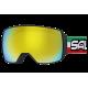 SALICE 605 ITA sí és snowboard szemüveg + ZEISS Sonar lencsével